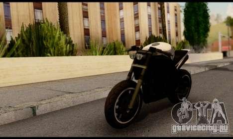 TBOGT Akuma для GTA San Andreas