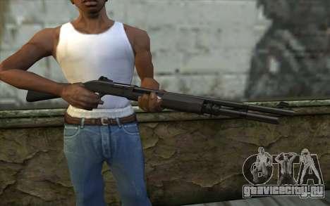 Benelli M3 Bump Mapping v4 для GTA San Andreas третий скриншот