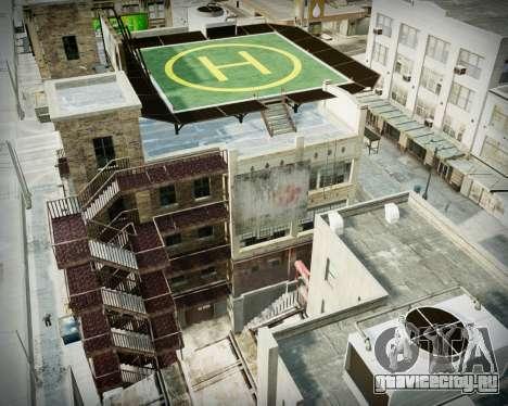Гараж с новым интерьером в Алкогвине для GTA 4 пятый скриншот