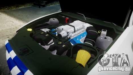 Ford Mustang GT 2014 Custom Kit PJ3 для GTA 4 вид сбоку