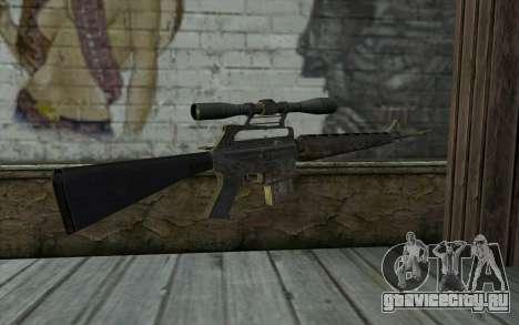 M16S from Battlefield: Vietnam для GTA San Andreas второй скриншот