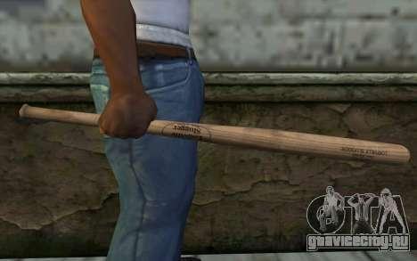Бита (DayZ Standalone) для GTA San Andreas третий скриншот