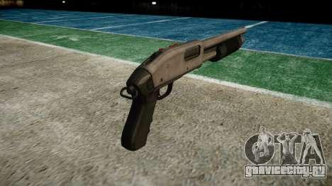 Помповое ружьё Mossberg 500 icon3 для GTA 4 второй скриншот