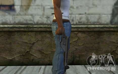Sten from Day of Defeat для GTA San Andreas третий скриншот