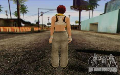 Mila 2Wave from Dead or Alive v18 для GTA San Andreas второй скриншот