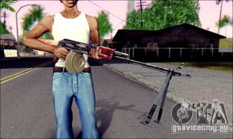 РПК-74 from ArmA 2 для GTA San Andreas третий скриншот