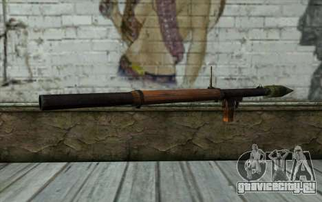 РПГ-2 (Battlefield: Vietnam) для GTA San Andreas второй скриншот