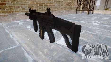 Автомат LK-05 Vertical Grip icon2 для GTA 4 второй скриншот