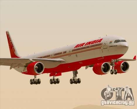 Airbus A340-600 Air India для GTA San Andreas