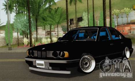 BMW 535 JDM Bosnia для GTA San Andreas