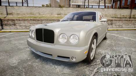 Bentley Arnage T 2005 Rims3 для GTA 4