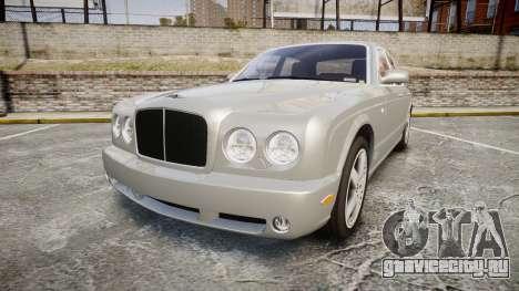 Bentley Arnage T 2005 Rims3 для GTA 4
