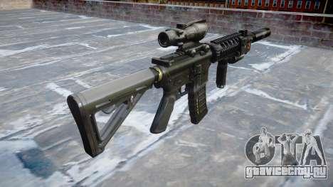 Автомат Tactical M4A1 CQB для GTA 4 второй скриншот