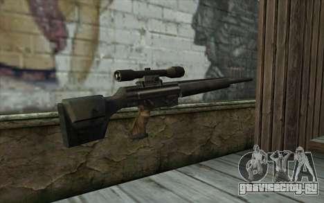 HK PSG1 from Beta Version для GTA San Andreas второй скриншот