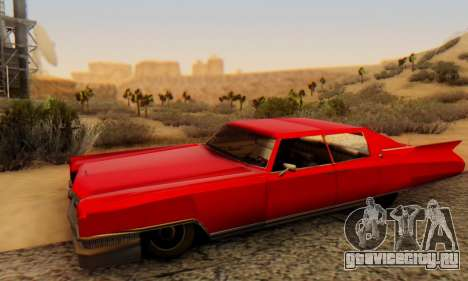 Cadillac Stella II для GTA San Andreas вид справа
