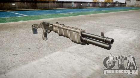Ружьё Franchi SPAS-12 Carbon Fiber для GTA 4