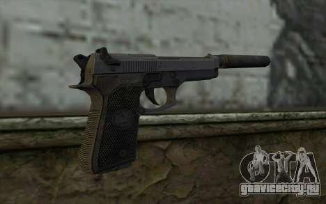 M9A1 Beretta from Spec Ops: The Line для GTA San Andreas второй скриншот