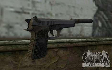 M9A1 Beretta from Spec Ops: The Line для GTA San Andreas второй скриншот