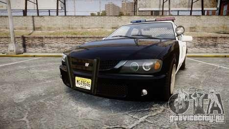 Declasse Merit LSPD [ELS] для GTA 4