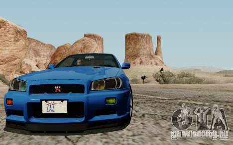 ENBSeries For Low PC v3.0 (SA:MP) для GTA San Andreas