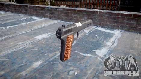 Пистолет ТТ33 для GTA 4 второй скриншот