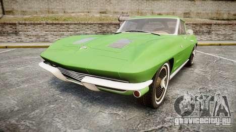 Chevrolet Corvette Stingray 1963 для GTA 4