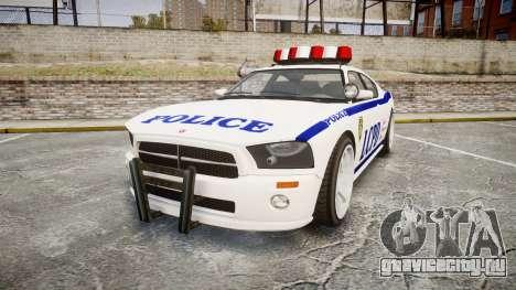 Bravado Buffalo Police для GTA 4