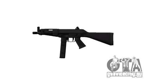 Пистолет-пулемет Taurus MT-40 buttstock1 icon3 для GTA 4 третий скриншот
