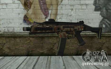 CZ-3A1 Scorpion (Bump Mapping) v1 для GTA San Andreas