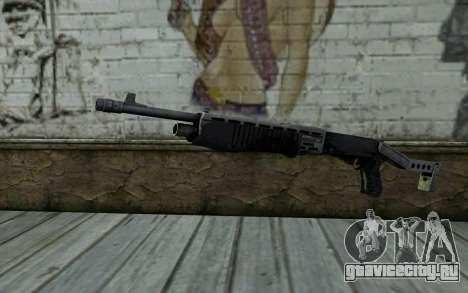 SPAS-12 from Battlefield 3 для GTA San Andreas