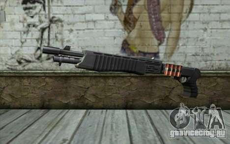 Дробовик from Half - Life Paranoia для GTA San Andreas