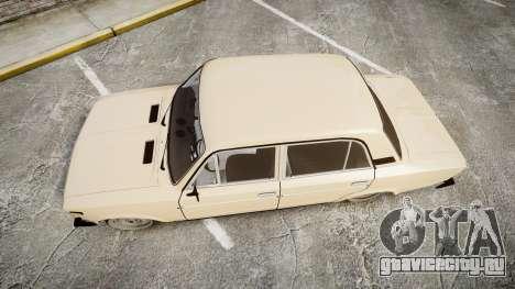 ВАЗ-2106 Lada для GTA 4 вид справа