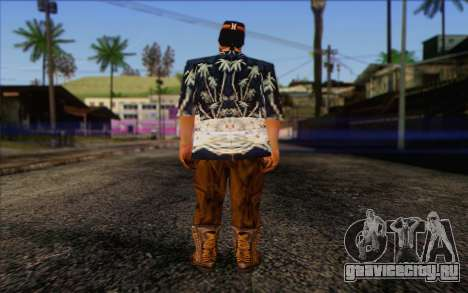 Cartel from GTA Vice City Skin 2 для GTA San Andreas второй скриншот