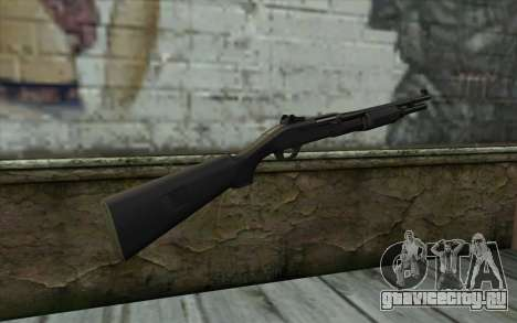 Benelli M3 Bump Mapping v1 для GTA San Andreas второй скриншот