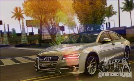 Audi A7 для GTA San Andreas
