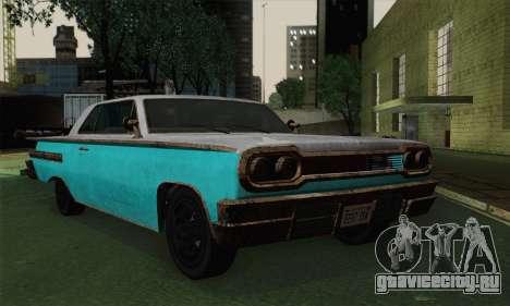 Declasse Voodoo для GTA San Andreas