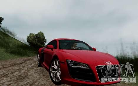 ENBSeries For Low PC v3.0 (SA:MP) для GTA San Andreas третий скриншот
