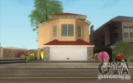 Новый дом в Лас-Вентурасе для GTA San Andreas второй скриншот