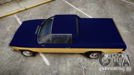 GTA V Cheval Picador для GTA 4 вид справа