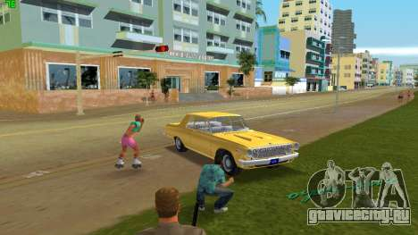Dodge 330 Max Wedge Ramcharger 1963 для GTA Vice City
