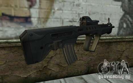 TAR-21 Bump Mapping v3 для GTA San Andreas второй скриншот
