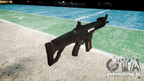 Автомат LK-05 LAM icon3 для GTA 4 второй скриншот