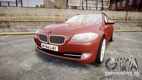 BMW 530d F11 для GTA 4