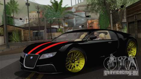GTA 5 Adder для GTA San Andreas