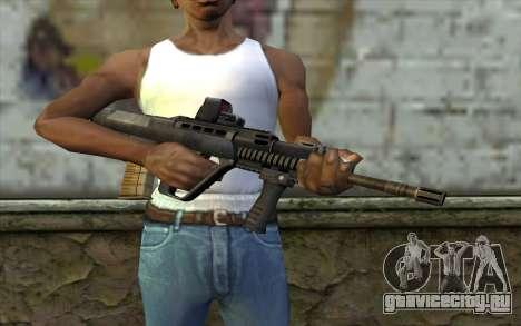 ST Kinetics SAR 21 from Tornado Force для GTA San Andreas третий скриншот
