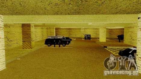 Новый транспорт в LSPD и его оживление для GTA San Andreas четвёртый скриншот