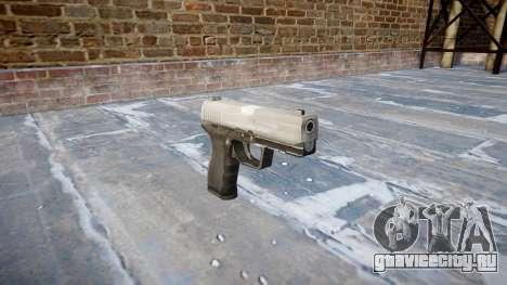 Пистолет Taurus 24-7 titanium icon1 для GTA 4