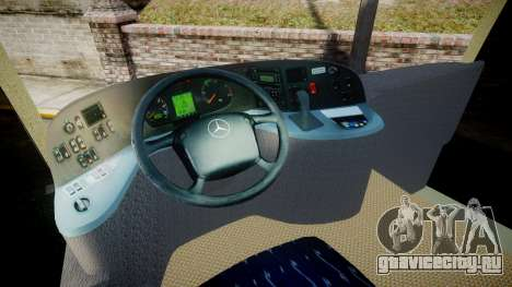 Mercedes-Benz Travego Turkey для GTA 4 вид сзади