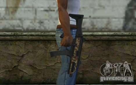 CZ-3A1 Scorpion (Bump Mapping) v1 для GTA San Andreas третий скриншот