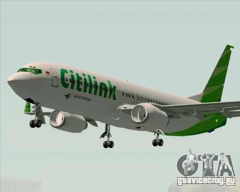 Boeing 737-800 Citilink для GTA San Andreas